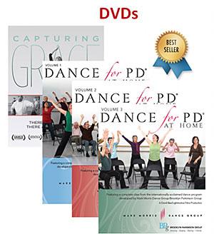 DANCE for PD 体験コーナー