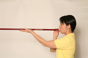 かぶら矢会(スポーツ吹矢教室)