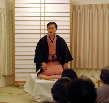 落語 桂ひな太郎 「酢豆腐」
